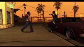 *REDONE* [PS2] Grand Theft Auto San Andreas (2004) Gameplay (HD 720p)