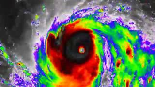 Typhoon Mangkhut a Category 5, still strengthening - 10pm PHT Sept 11, 2018
