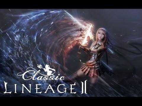 Lineage 2 Classic - Квест на 1 профу маг (человек)