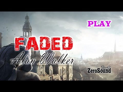 Fade - Alan Walker 1 Hours  [House Music]
