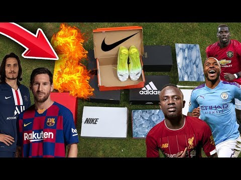 What's In These Boxes! 🔥❄️ Crazy New Boots For Sterling, Messi, Salah, Pogba...