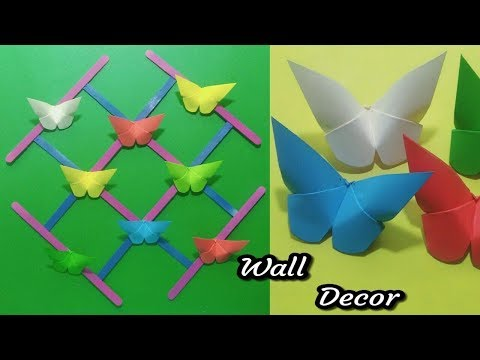 Amazing Wall Hanging Craft Ideas  -  Cool Wall Decor  -  Diy Wall Decoration Step By Step