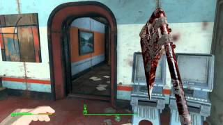 Fallout 4 Part 27 Tracking a Distress Signal in MedTec Research