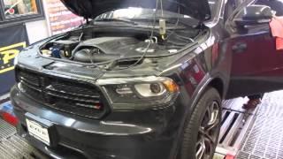2014 Dodge Durango R/T 5.7 hemi Dyno Test