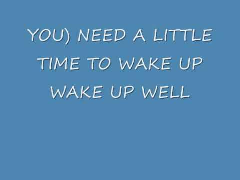 Oasis - Morning Glory lyrics