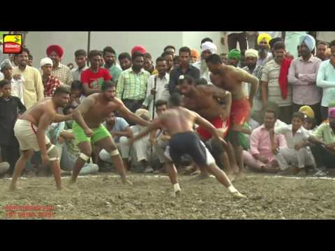DHAUL KALAN (Amritsar)   NANAKSAR CLUB vs RAMDAS CLUB   KABADD I Full HD   Part LAST