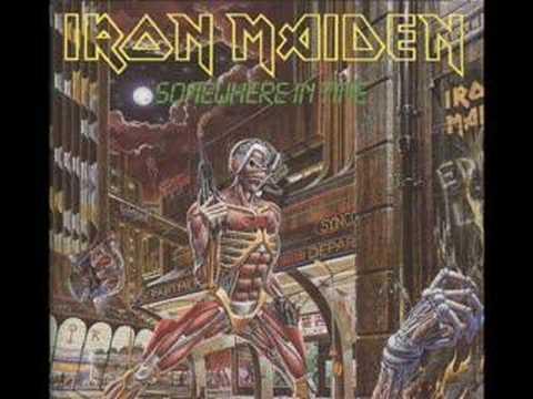Клип Iron Maiden - Deja-Vu