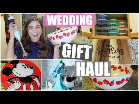 Wedding Gift Ideas from YouTube · Duration:  2 minutes 16 seconds