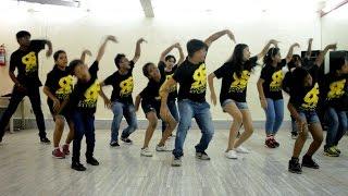 Nachange Saari Raat DANCE VIDEO | JUNOONIYAT | BOLLYWOOD STYLE