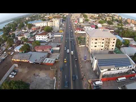 View of Monrovia