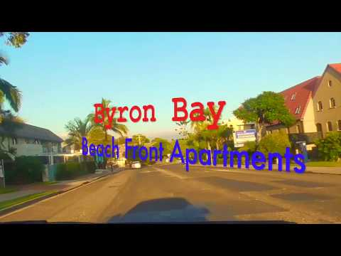 Lawson St to Middleton St Hotels Byron Bay