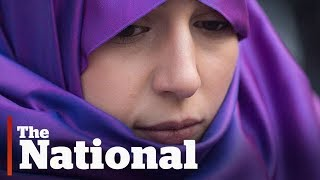 Quebec debates bill banning face coverings for anyone receiving public service