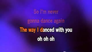 Karaoke - Careless Whisper - Whan