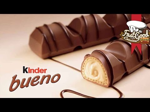Comment faire des Kinder Bueno |...