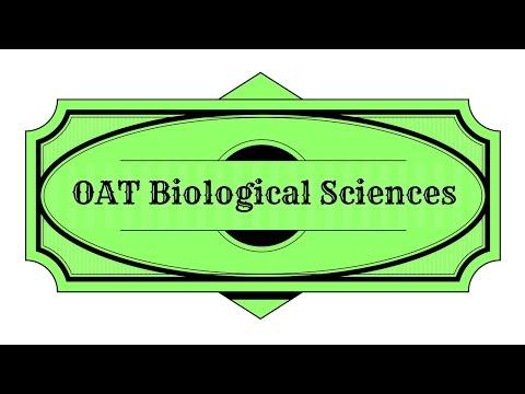 OAT Test Prep - Biological Sciences Study Guide