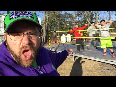 RWA's NEW BACKYARD SHOW EXPOSED! NEW WWE FIGURES AT TARGET!