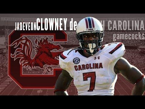 Jadeveon Clowney - 2014 NFL Draft profile