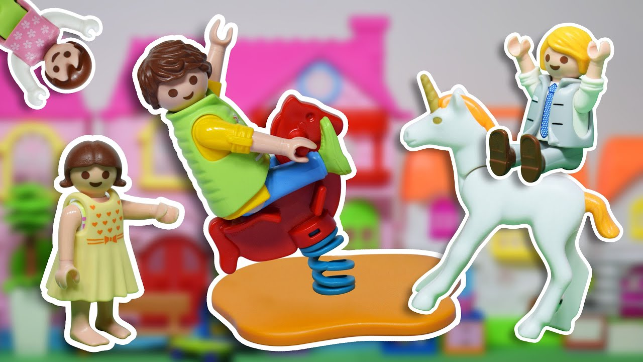 حلقتين الحصان اللعبة و الحصان الحقيقي في عائلة ساندي - عائلة ساندي - قصص اطفال