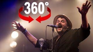 360°-Video: Auf der Bühne mit «Patent Ochsner»