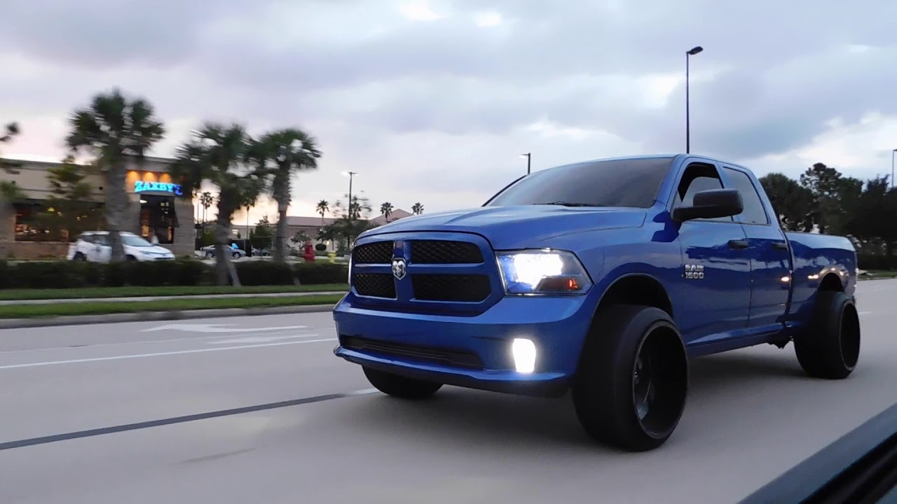 Ram on 24s - Dirty Rollers - YouTube