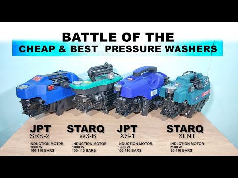 Washing Hero Maestro Edge with JPT 2400W Pressure Washer from YouTube · Duration:  3 minutes 52 seconds