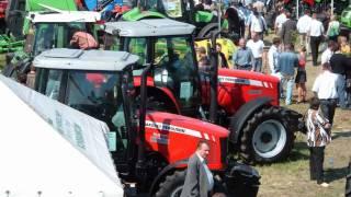 AGROTECHNIKA 2009 Bratoszewice, targi rolnicze, wystawa rolnicza, ciągniki, maszyny