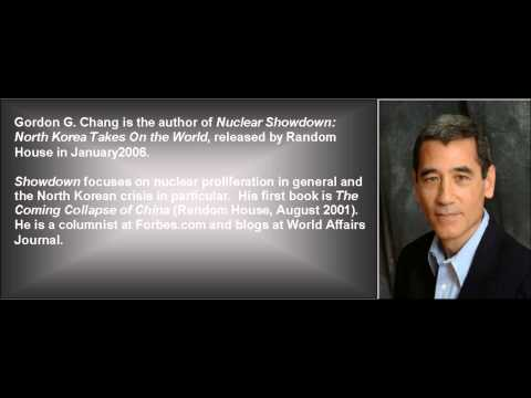 Interview with Gordon Chang