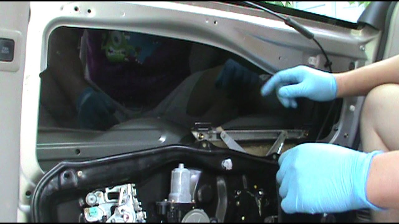 2006 Honda Odyssey Right Sliding Door Parts 2004 Pilot Diagram