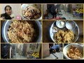 Chicken Fry piece Biryani Restaurant Style | Aarush and Daddy Playing cricket | Sunday Lunch Routine