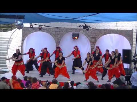 St. Ephrem Lebanese Festival 2014 - Adult Dance