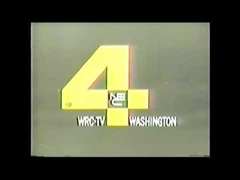 WRCTV CHANNEL 4 WASHINGTON DC FULL COLOR VIDEO 3