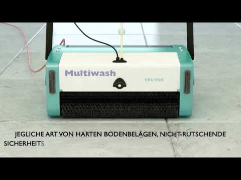 Video Germany Truvox International   Multiwash 2016