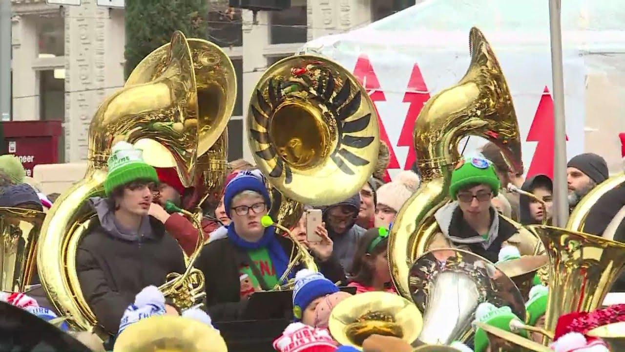 29th Annual Tuba Christmas Concert