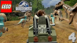 LEGO Jurassic World | Parte 4 | InGen de Caza