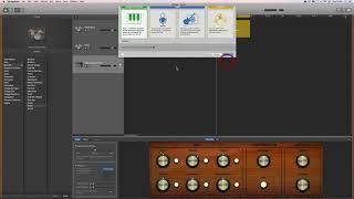 Garageband Tutorial: Mixing Acoustic Drumtracks - Seperate outs, Custom kits etc tips