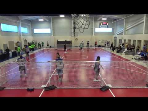 USABA Goalball Nationals Gym 2 Day 3 Part 2