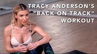 Tracy Anderson's