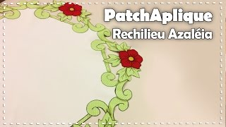 PATCH RECHELIEU AZALEIA