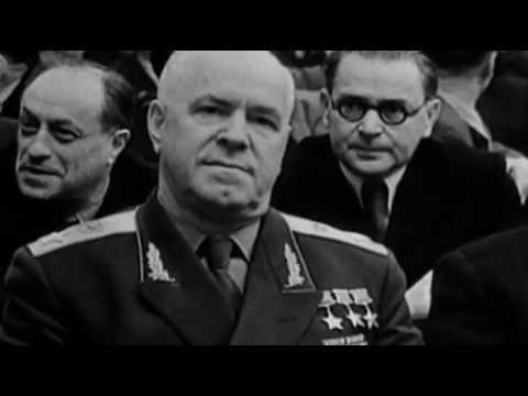 Secrets Of War, The Cold War 07 Khrushchev's Regime