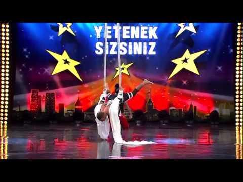 Yetenek Sizsiniz Türkiye 2 Tur   Turabi Çamkıran