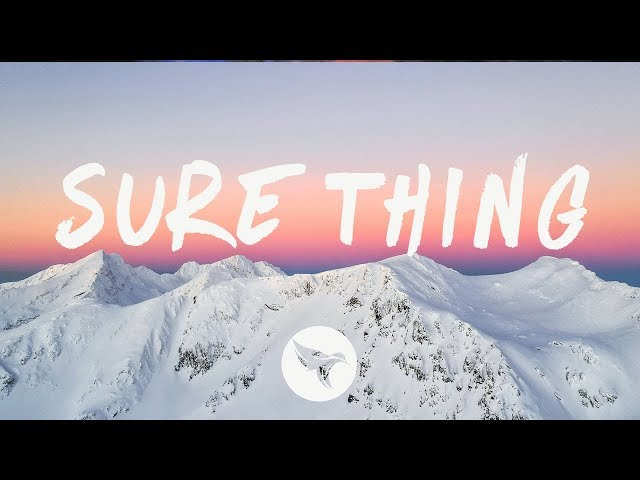 Man Cub & SVRCINA - Sure Thing (Lyrics)