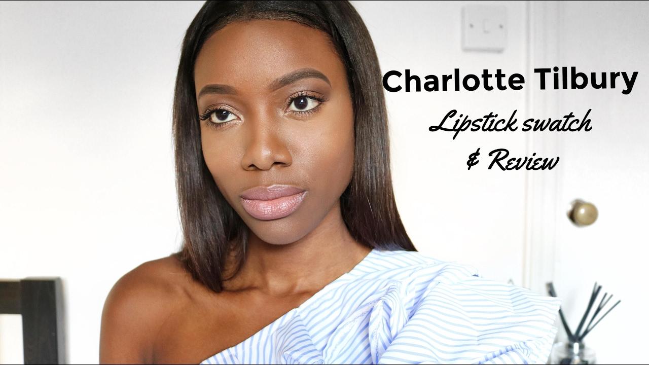 Charlotte Tilbury Very Victoria Amp Super Cindy Lipstick