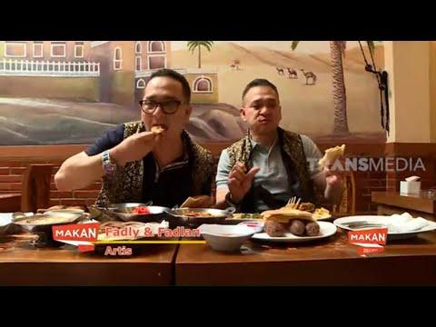 Fadly dan Fadlan Icip-Icip Kuliner Khas Arab   MAKAN RECEH (13/03/21) - Видео онлайн