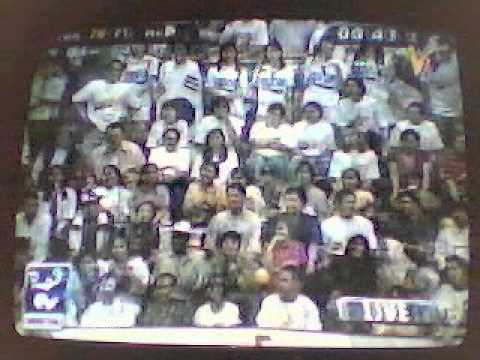 1998 Asian Games Basketball: Philippines vs China