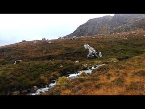 An Teallach a seat with a view