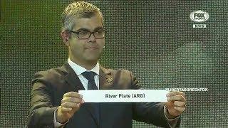 Sorteo completo de los Octavos de Final de la Copa Libertadores 2018