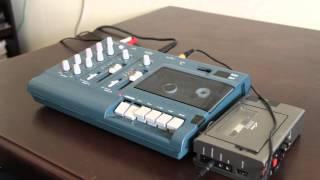 DIY cassette-based tape delay