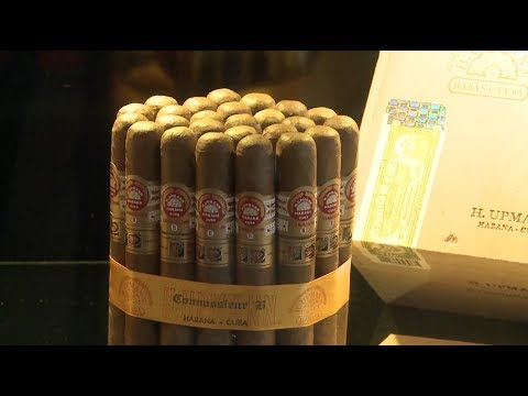 Cuba's Annual Cigar Festival Opens with Record Breaking Cigar Sales
