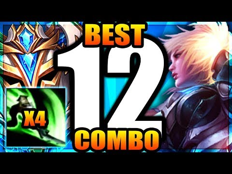 BEST RIVEN COMBO...? - Challenger to RANK 1 - Ep. 12 | League of Legends