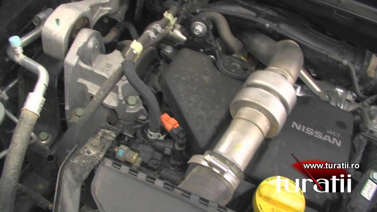 Nissan Juke 1,5l dCi video 1 of 3 - YouTube